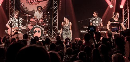Ghost Rockers in Concert
