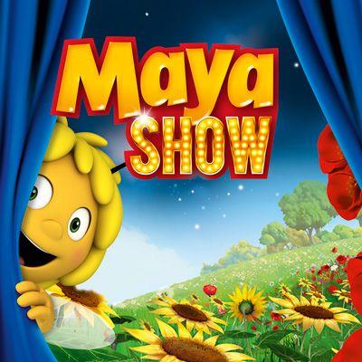 Free Souffriau speelt Maya de Bij!