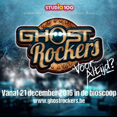 Bekijk de gloednieuwe trailer van de allereerste Ghost Rockers film!