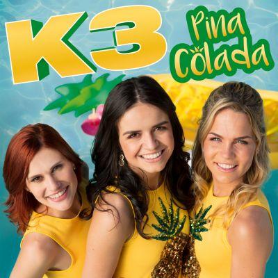 Pina Colada, de nieuwe langverwachte zomerhit van K3!