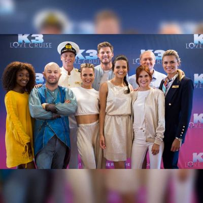 Complete cast K3 Love Cruise  bekend!