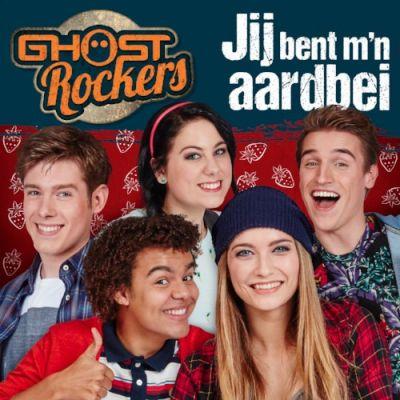 Ghost Rockers trappen 4e seizoen af met nieuwe clip Jij bent m'n aardbei