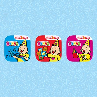 Uren speelplezier met de Bumba apps!