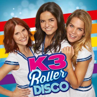 04c4c264c74 K3 lanceert nieuwe single 'Roller Disco'