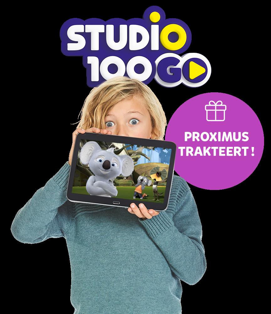 Volledig seizoen van Blinky Bill gratis in de Studio 100 GO app!