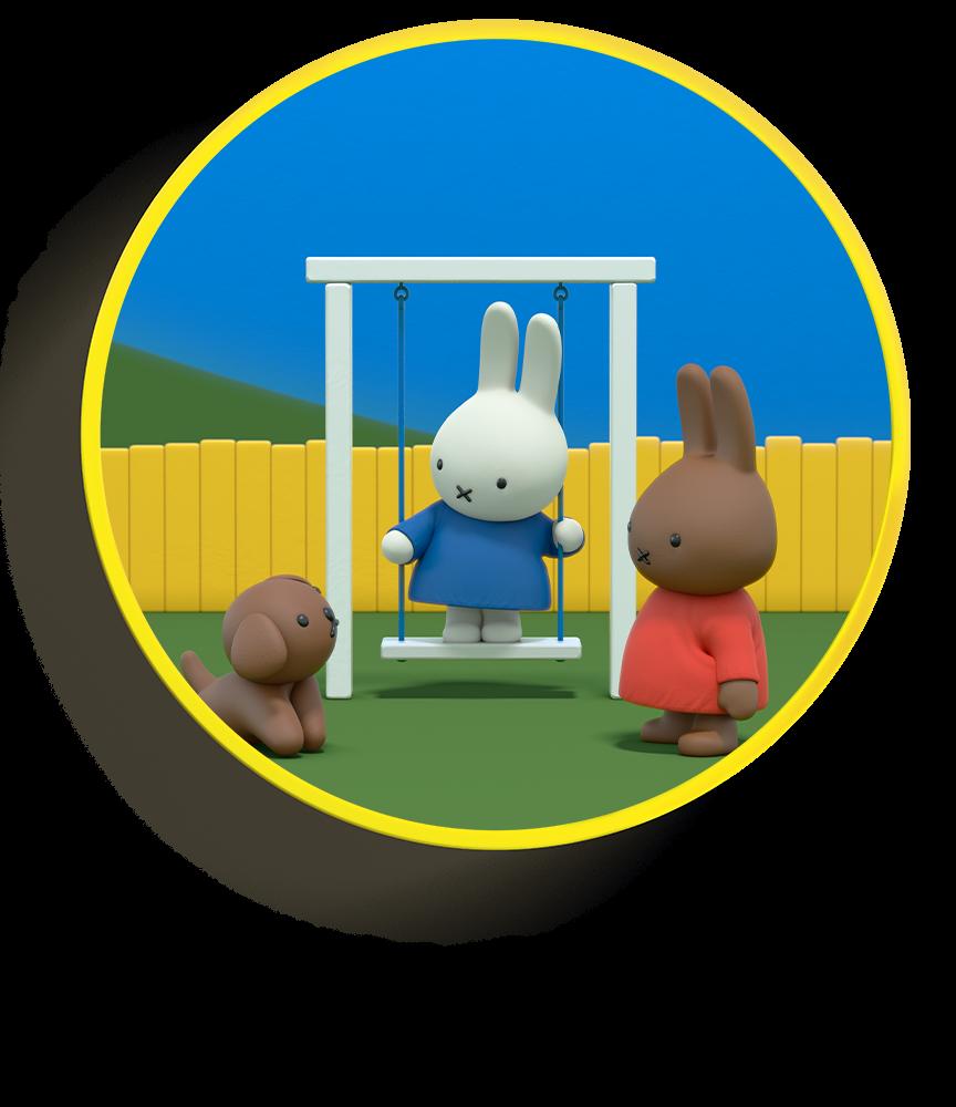 NOUVEAU : Ton lapin préféré pour la toute première fois sur Studio 100 TV