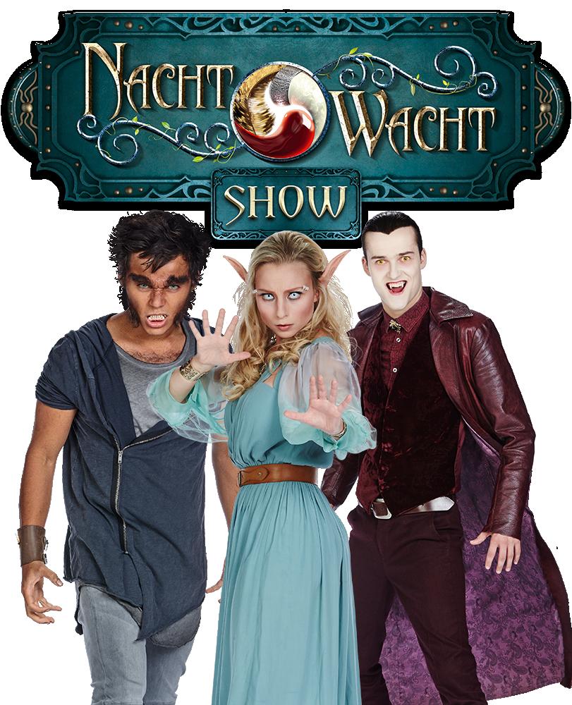Kom naar de Nachtwacht Show!