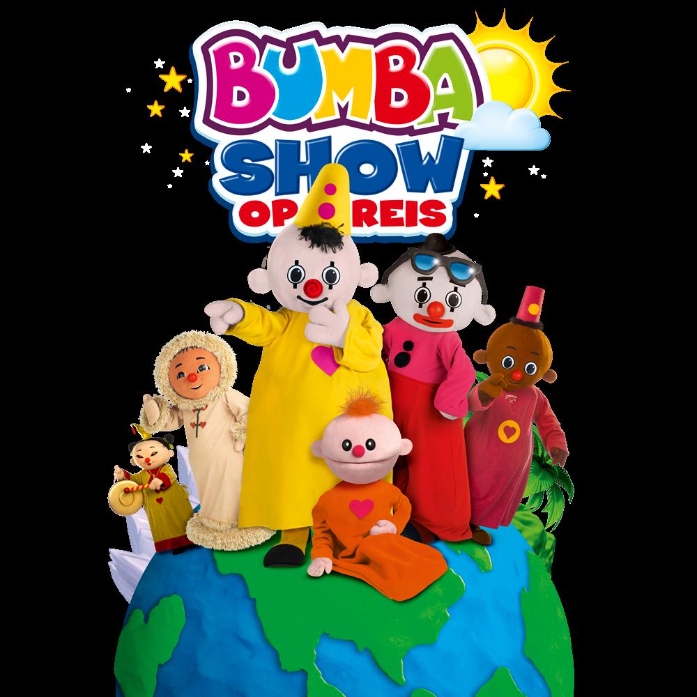 Kom naar de Bumba show!
