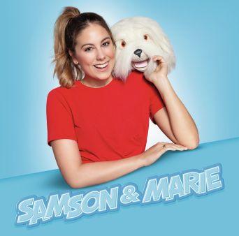 Samson & Marie - We gaan naar de maan