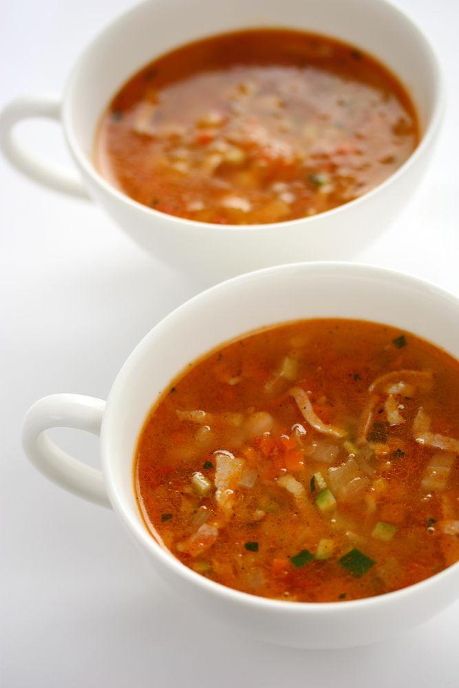 Echte minestrone