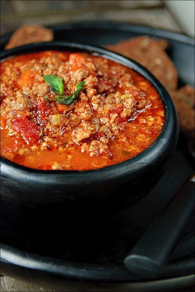echte bolognese saus