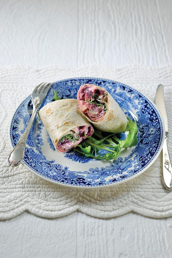 Roast Beef Wrapper