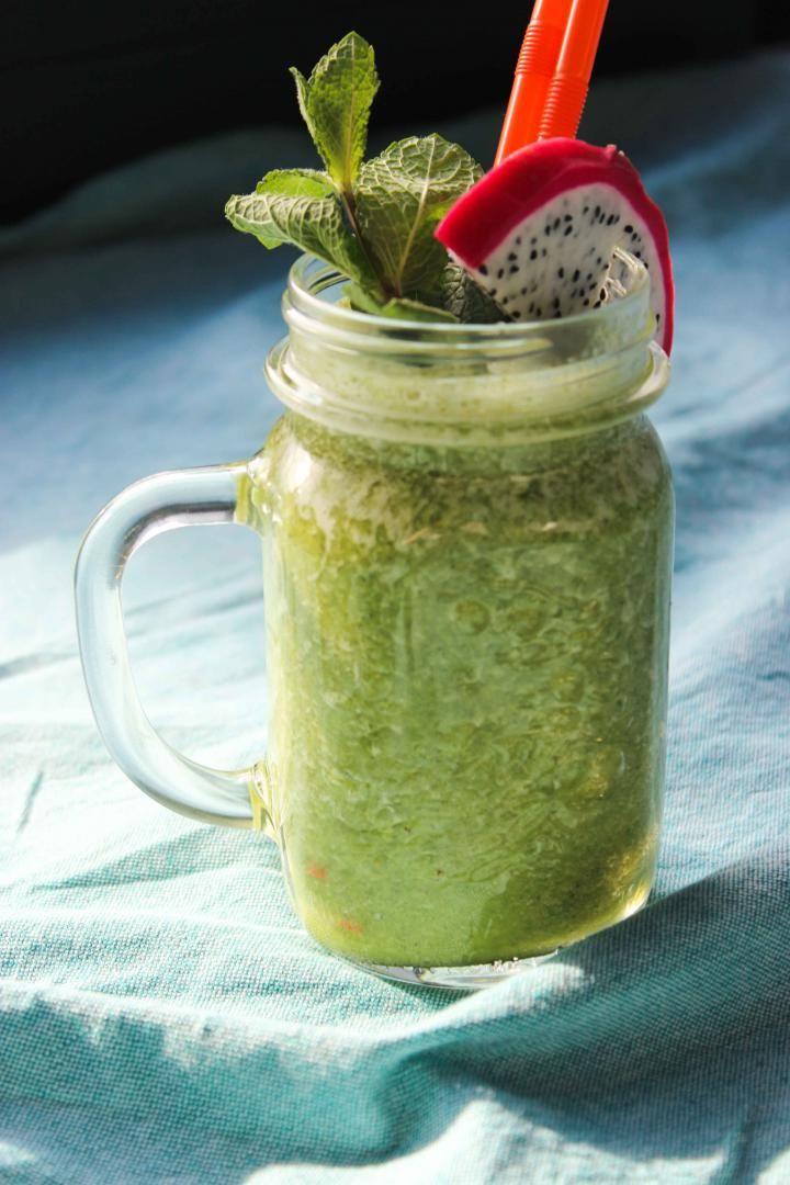 Green start smoothie