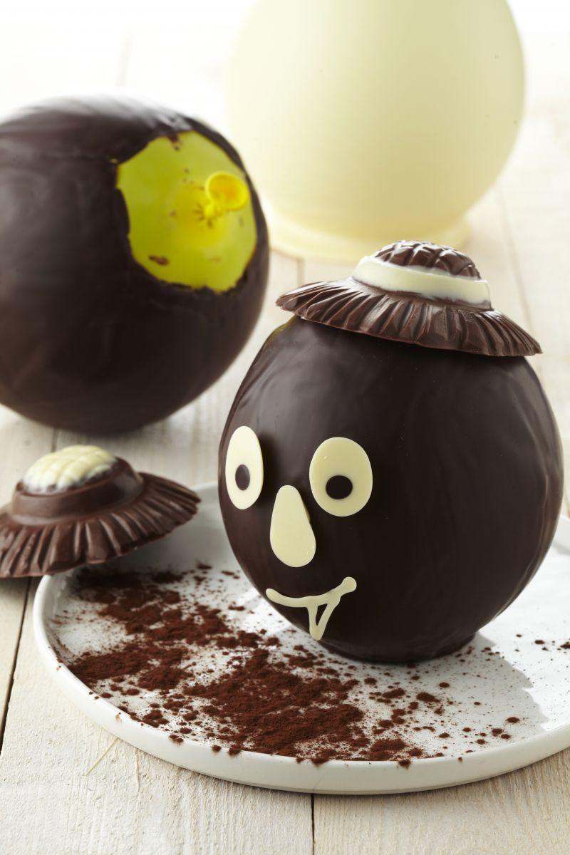 Chocoladehoofden