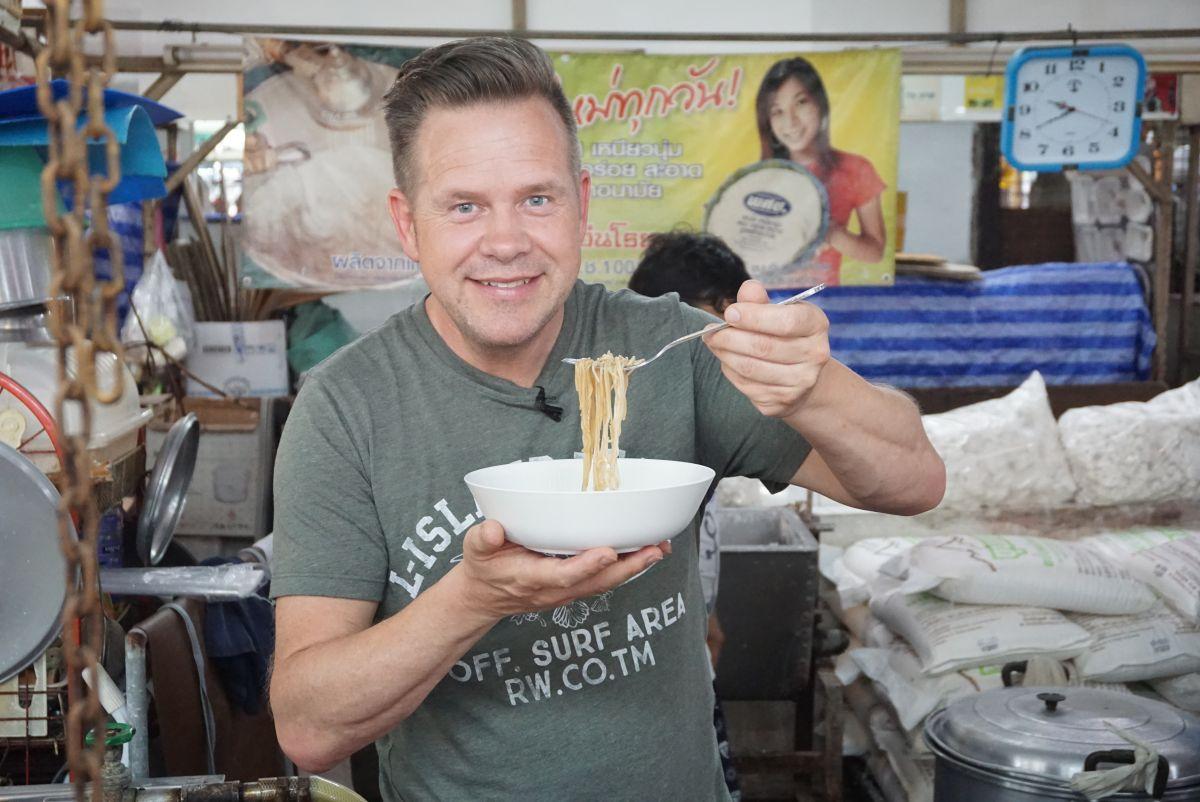 Culinair Thailand met Roger van Damme