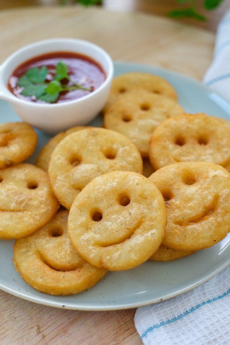 Aardappelsmileys