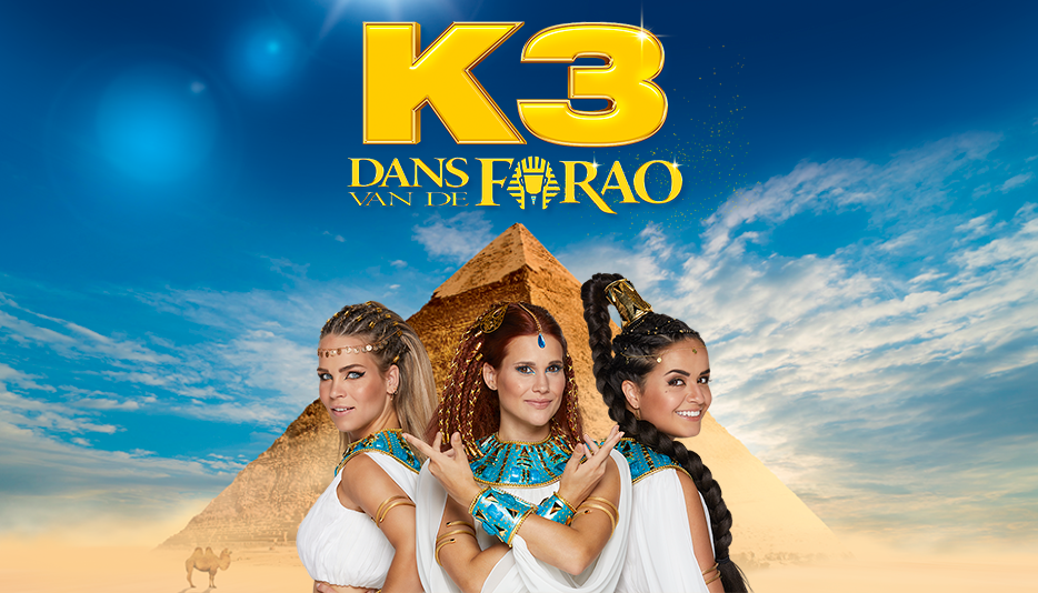 K3 Dans van de farao