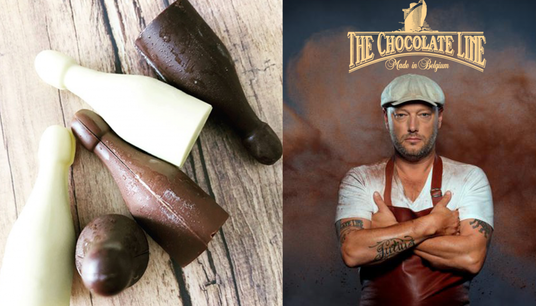 Win een doosje ijspralines van 'The Chocolate Line'