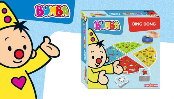 Win het Bumba Ding Dong spel!