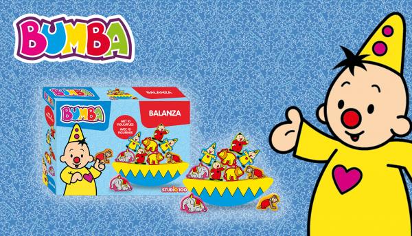 Gagne le jeu Bumba Balanza