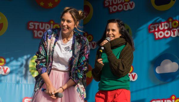 De leukste momenten van de Studio 100 TV Vriendendagen in Plopsaland De Panne