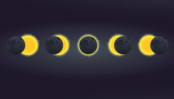 Découvre tout de l'éclipse solaire