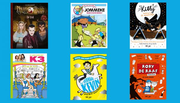 Win een leuk boekenpakket van Ballon Media!