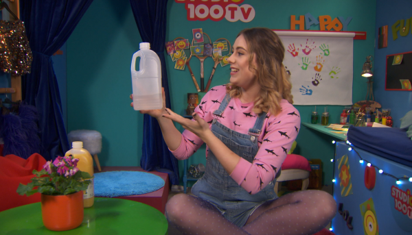 Opnieuw Gloednieuw: Van plastic fles naar gieter