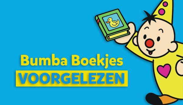Bekijk en beluister deze Bumba boekjes!