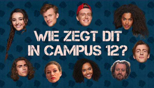 Raad de Campus 12 quote!
