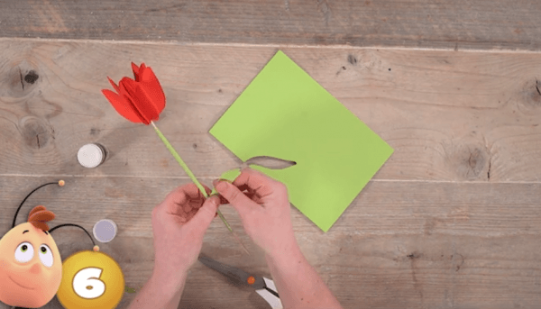 Aflevering 2: Willy's Tulpen