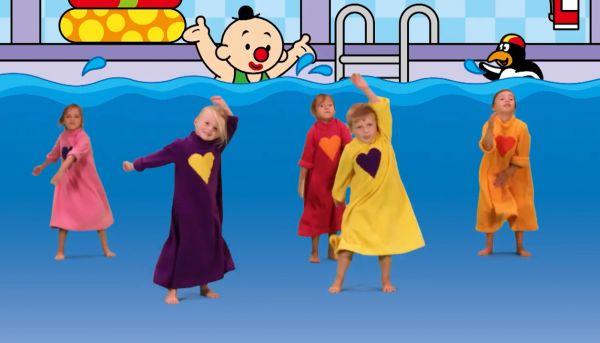 Bouger avec Bumba : la piscine
