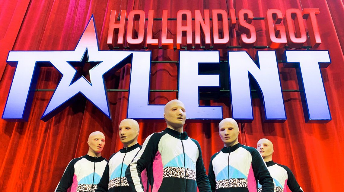 Baba Yega slaat toe bij Holland's Got Talent!