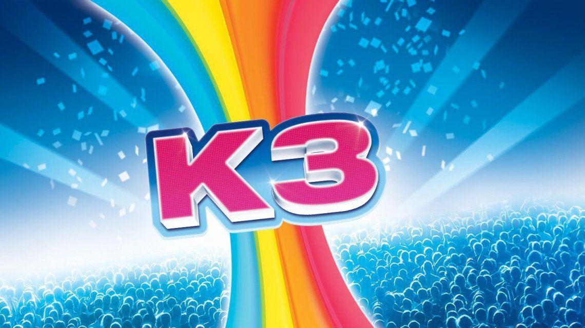 K3 op nummer 1 in de Ultratop!