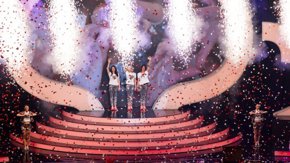 Legendarische K3 show nu op DVD!