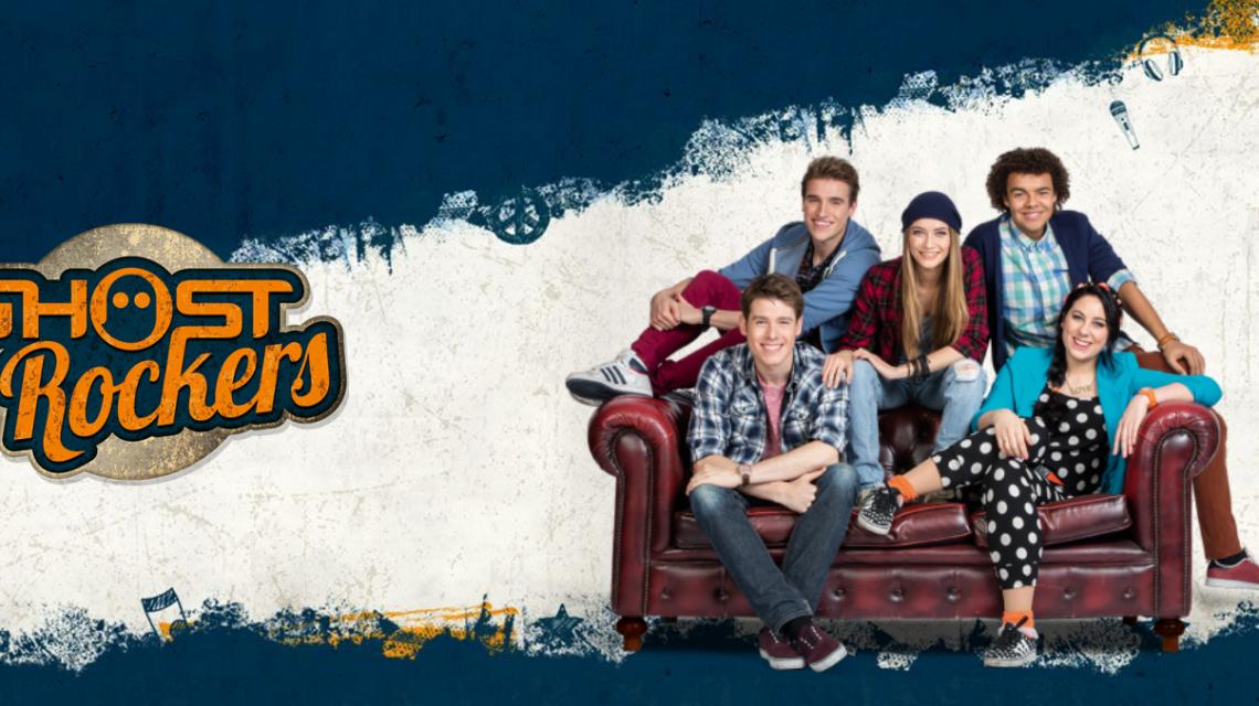Kijk nu al naar de eerste aflevering van het nieuwe Ghost Rockers seizoen!