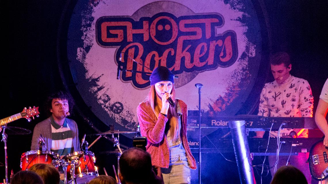 Een nieuw jaar, een nieuwe CD voor Ghost Rockers!