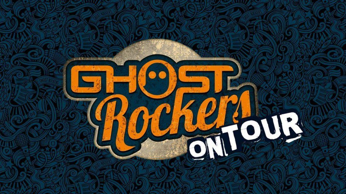 Ghost Rockers On Tour komt ook naar Gent!