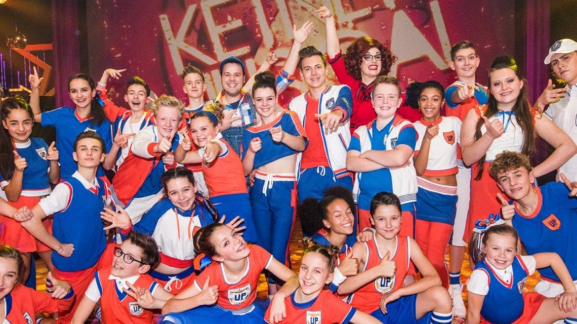 Extra shows voor nieuwe  Ketnet Musical – Team U.P.!