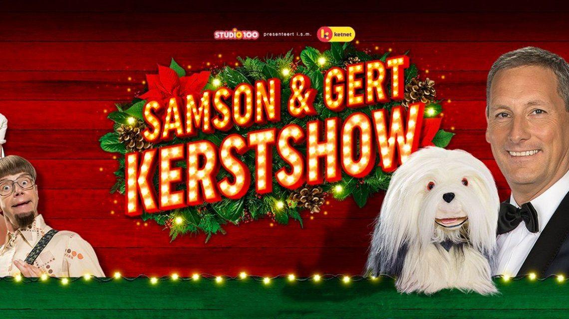 Maak je klaar voor de Samson & Gert Kerstshow!