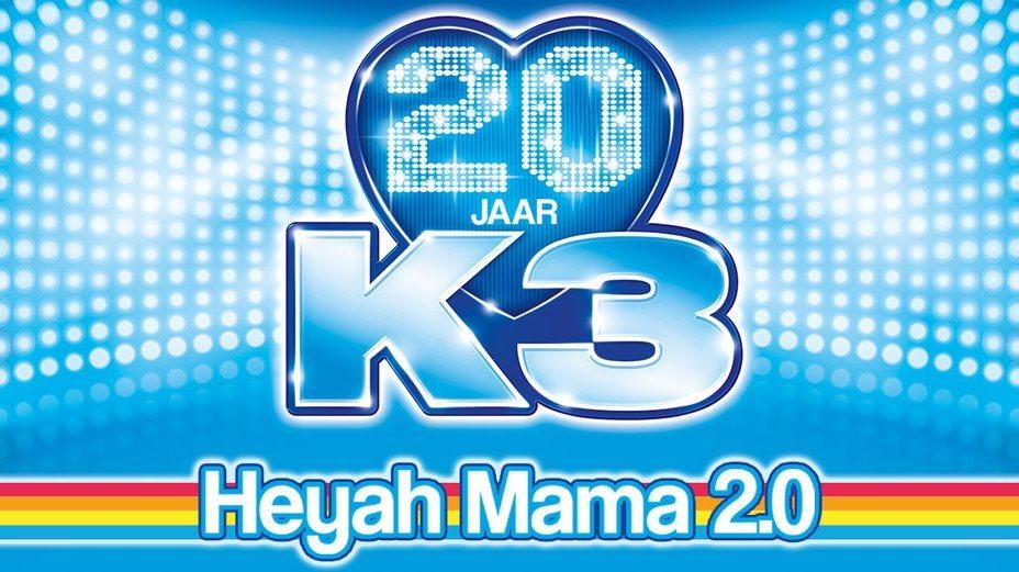 Een ode aan de drie creatieve breinen achter K3: Heyah Mama 2.0!