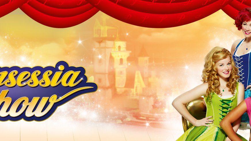Prinsessia ruilt prinsessenschool tijdelijk in voor Vlaamse theaters!
