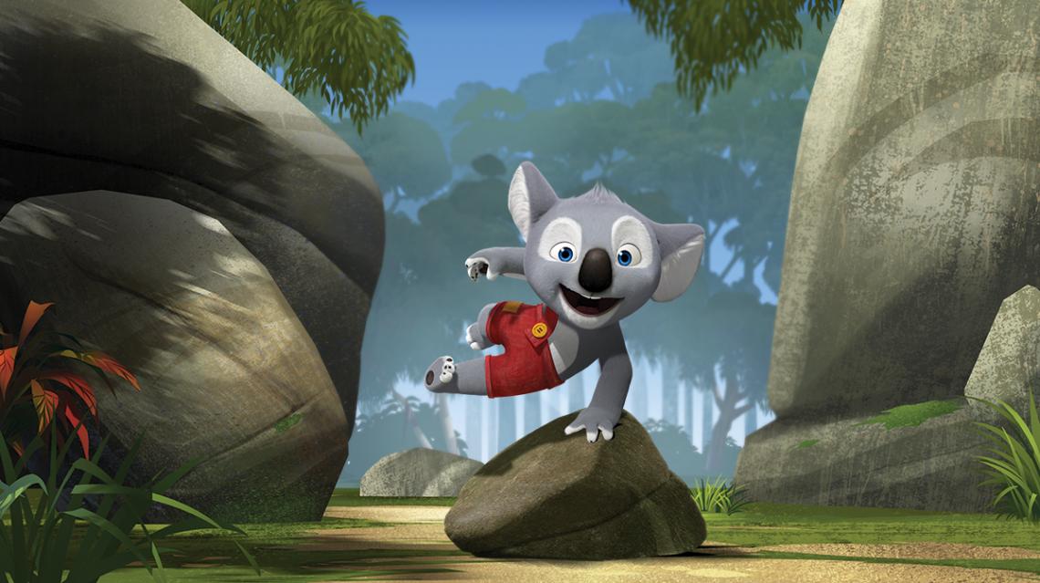 Populaire koala Blinky Bill komt naar de bioscoop!