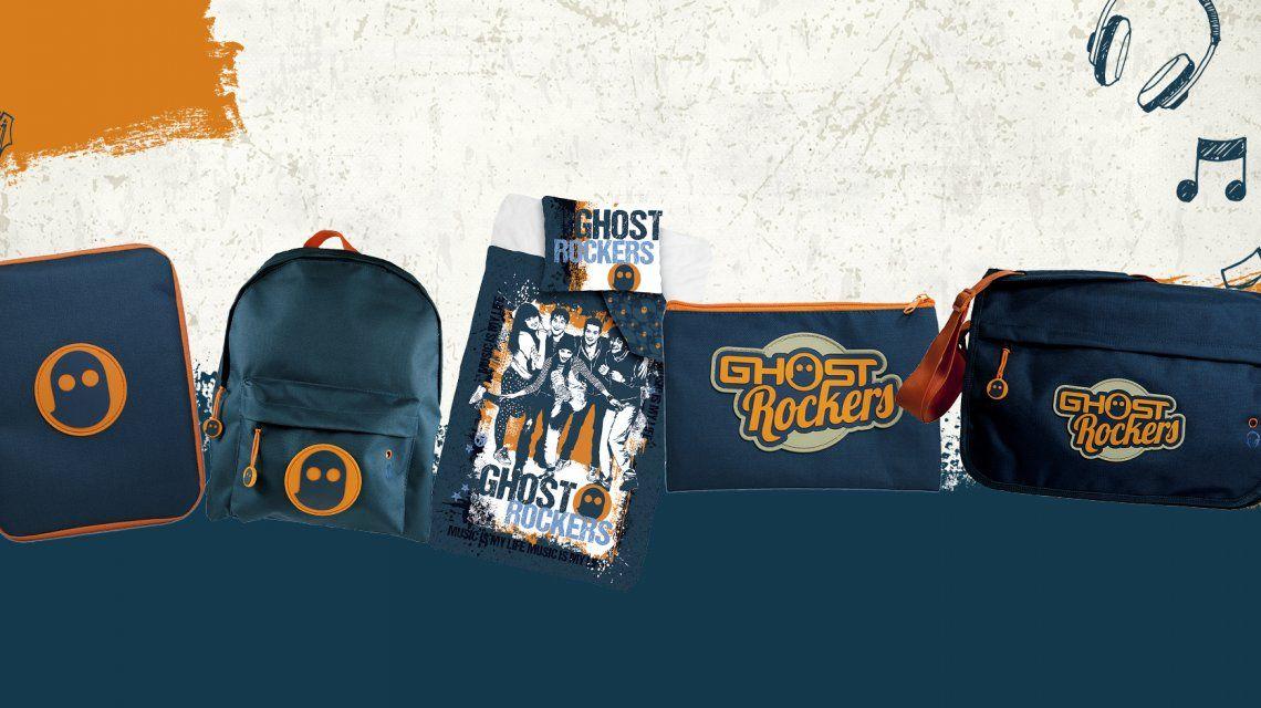 Vervolledig jouw Ghost Rockers outfit!