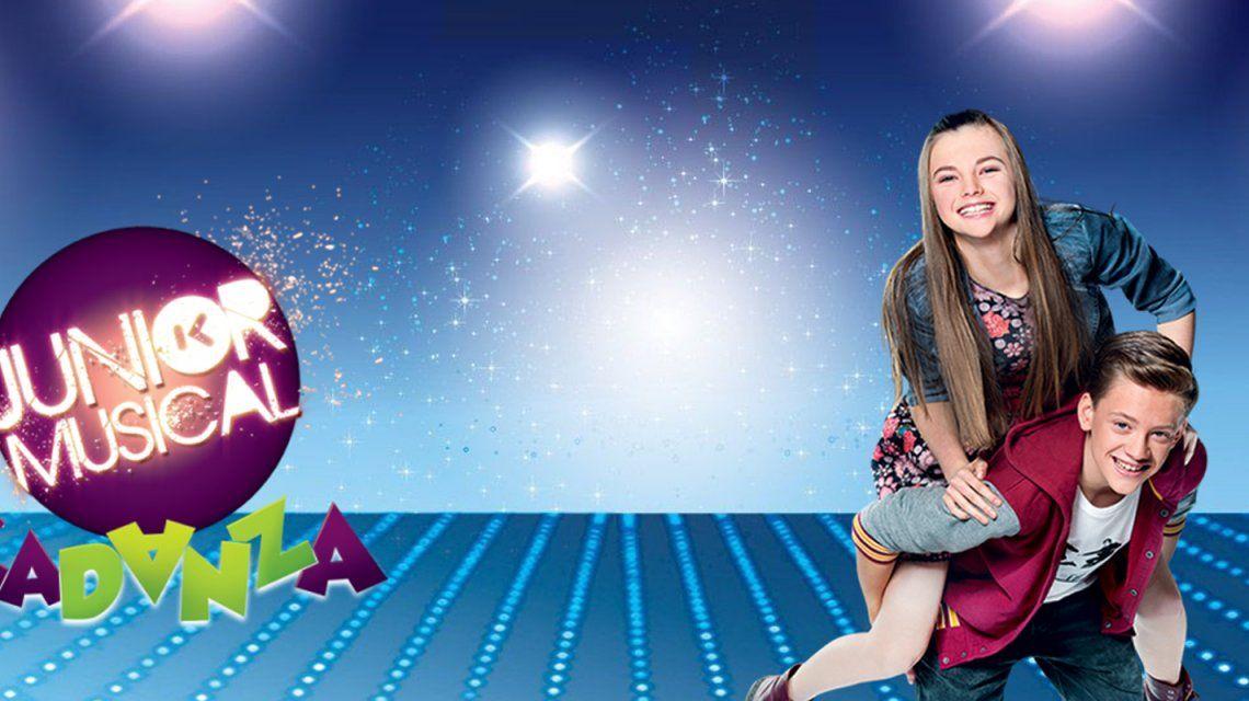 Gouden plaat voor Junior Musical – Kadanza!
